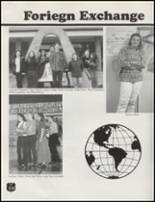 1996 Anacortes High School Yearbook Page 110 & 111