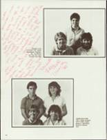 1984 Amphitheater High School Yearbook Page 44 & 45