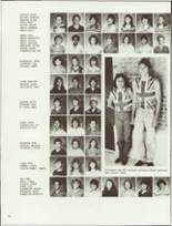 1984 Amphitheater High School Yearbook Page 54 & 55