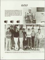 1984 Amphitheater High School Yearbook Page 156 & 157