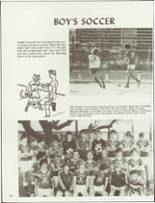 1984 Amphitheater High School Yearbook Page 162 & 163