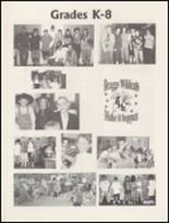 1998 Braggs High School Yearbook Page 44 & 45