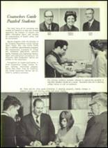1967 Central High School Yearbook Page 16 & 17