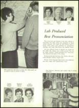 1967 Central High School Yearbook Page 22 & 23
