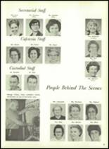 1967 Central High School Yearbook Page 26 & 27