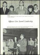 1967 Central High School Yearbook Page 32 & 33