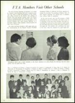1967 Central High School Yearbook Page 38 & 39