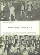 1967 Central High School Yearbook Page 48 & 49
