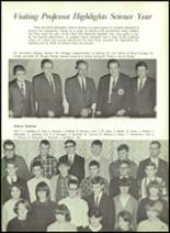 1967 Central High School Yearbook Page 50 & 51