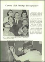 1967 Central High School Yearbook Page 52 & 53