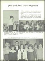 1967 Central High School Yearbook Page 58 & 59