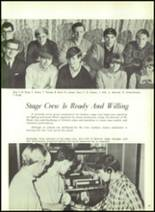 1967 Central High School Yearbook Page 62 & 63