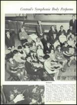 1967 Central High School Yearbook Page 64 & 65