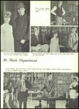 1967 Central High School Yearbook Page 70 & 71