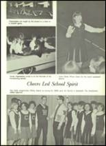 1967 Central High School Yearbook Page 78 & 79