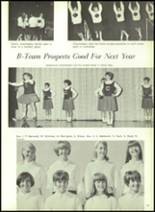 1967 Central High School Yearbook Page 80 & 81
