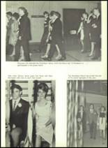 1967 Central High School Yearbook Page 82 & 83