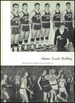 1967 Central High School Yearbook Page 100 & 101