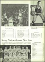 1967 Central High School Yearbook Page 102 & 103