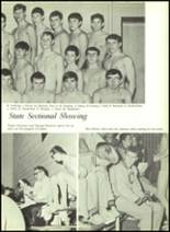1967 Central High School Yearbook Page 104 & 105