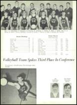1967 Central High School Yearbook Page 108 & 109