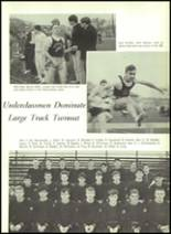 1967 Central High School Yearbook Page 112 & 113
