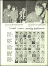 1967 Central High School Yearbook Page 116 & 117