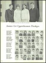 1967 Central High School Yearbook Page 126 & 127