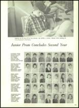 1967 Central High School Yearbook Page 128 & 129