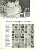1967 Central High School Yearbook Page 130 & 131