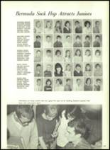 1967 Central High School Yearbook Page 132 & 133