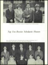 1967 Central High School Yearbook Page 140 & 141