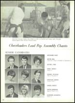 1967 Central High School Yearbook Page 142 & 143