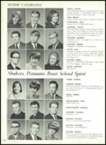 1967 Central High School Yearbook Page 144 & 145