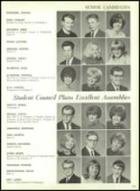 1967 Central High School Yearbook Page 146 & 147