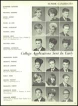 1967 Central High School Yearbook Page 156 & 157