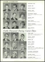 1967 Central High School Yearbook Page 160 & 161