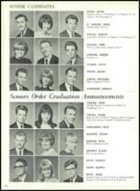 1967 Central High School Yearbook Page 164 & 165