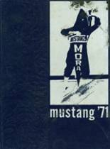 1971 Yearbook Mora High School