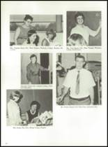 1969 Jackson High School Yearbook Page 18 & 19
