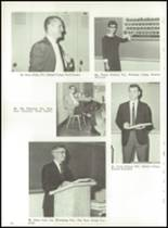 1969 Jackson High School Yearbook Page 20 & 21