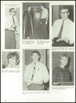 1969 Jackson High School Yearbook Page 22 & 23