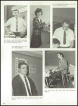 1969 Jackson High School Yearbook Page 24 & 25