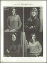 1969 Jackson High School Yearbook Page 30 & 31