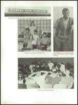 1969 Jackson High School Yearbook Page 36 & 37