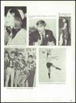 1969 Jackson High School Yearbook Page 38 & 39