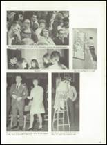 1969 Jackson High School Yearbook Page 42 & 43