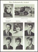 1969 Jackson High School Yearbook Page 48 & 49