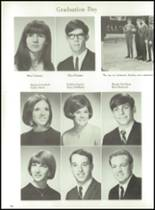 1969 Jackson High School Yearbook Page 50 & 51
