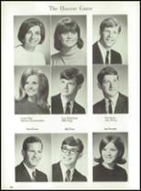 1969 Jackson High School Yearbook Page 52 & 53